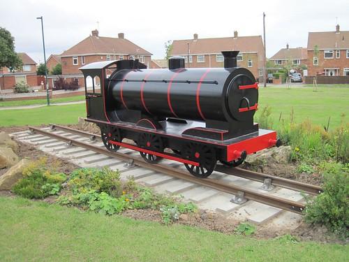 Saltburn 150 Model Train