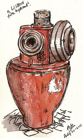 lisbon hydrant