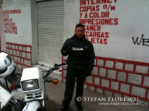 KLR 650 Trip Ecuador 17