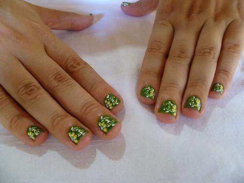 6 nails finished