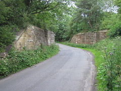 Lingdale Branch Junction, Railway Bridges near Kilton Thorpe