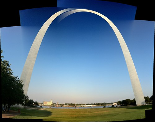 AutoStitched Arch