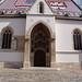 Portal crkve sv. Marka u Zagrebu16