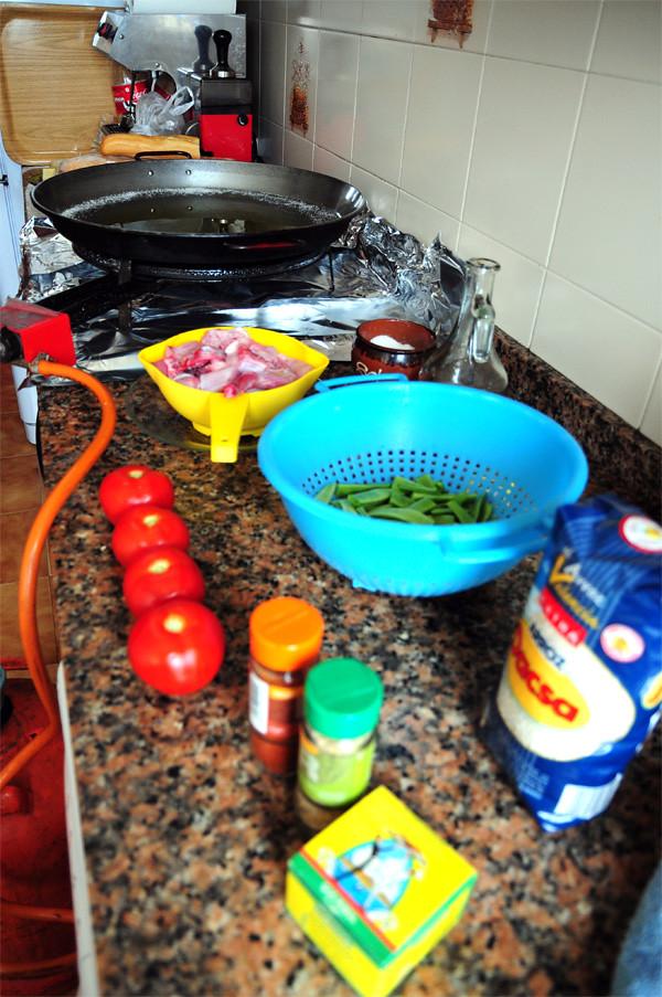 Paella 1