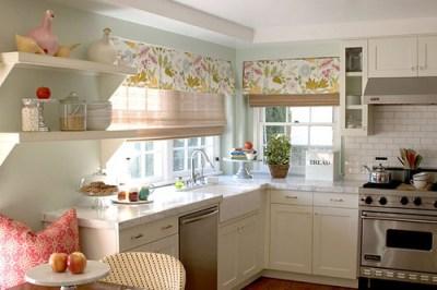 Bonesteel Trout Hall valance kitchen