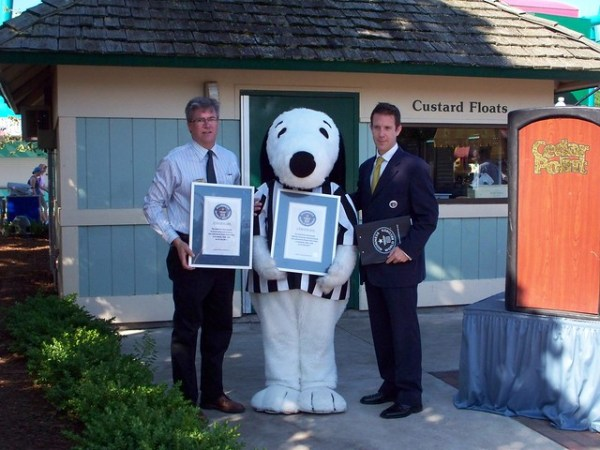 Cedar Point - Guinness World Records