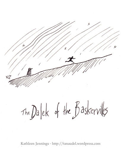 Dalek of the Baskervilles