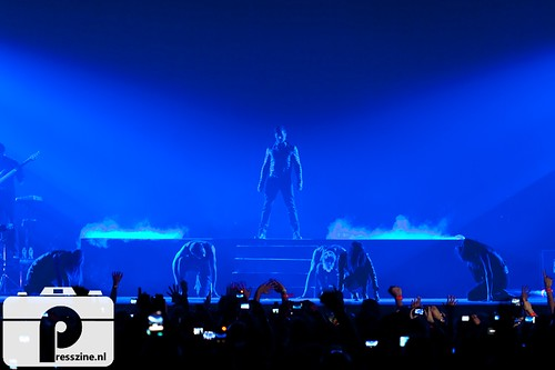 Ricky Martin in Heineken Music Hall (10-07-2011).