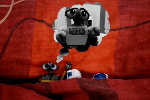 Day 336 - Do Androids Dream of Electric Sheep (Part 11) by ajwalters