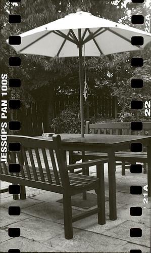 35mm Through a Lubitel