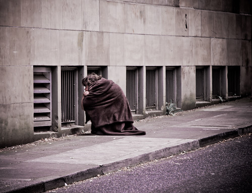 Lost Soul Kneeling