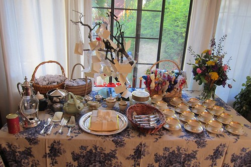 Jessica's Wedding Tea