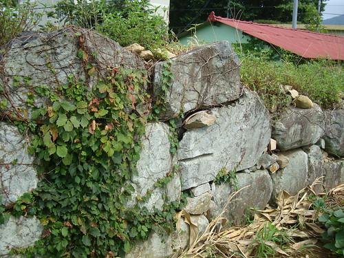 진성 Dorfmauer auf Gadeokdo