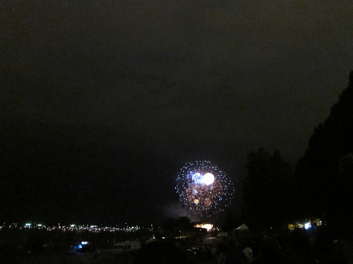 Poorly Shot Fireworks
