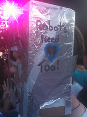 Robots need Love Too at Summerlive