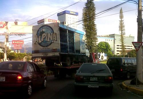 Camion de 2 pisos