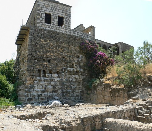 BANIAS CORNER TOWER