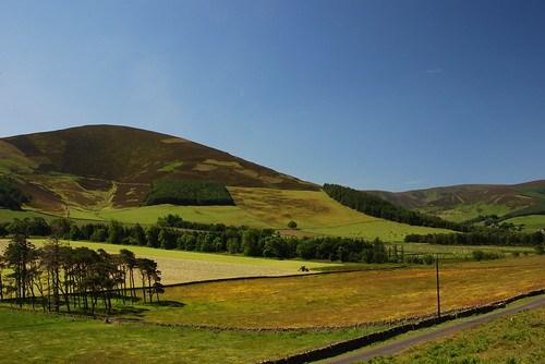 Scottish Borders landscape