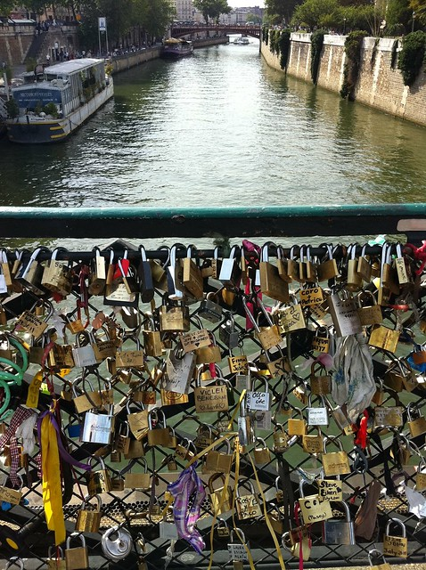 Love, Locked