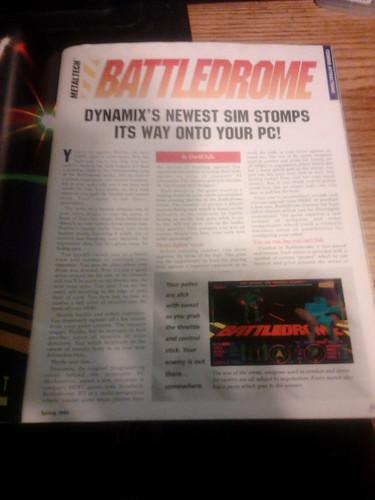 Battledrome preview