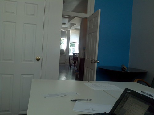 Just signing for our new @camaraderie office space!