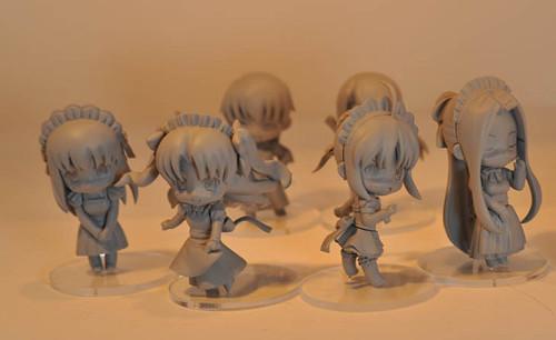 Nendoroid Petit Fate/hollow Ataraxia set