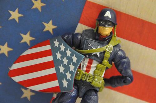 Captain America 1940s
