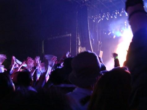 Fuji Rock Festival 2011 Chemical Brothers
