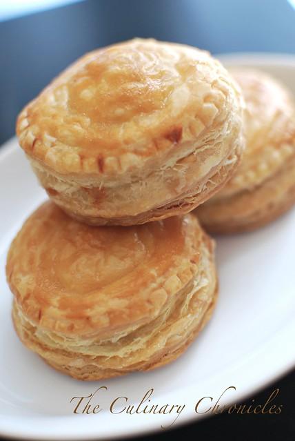 Bánh Patê Sô (Vietnamese Savory Meat Pies)