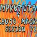 CARTEL IMPROTOTAL DIBUJO MADRID
