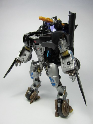 Shadow Blade Sideswipe   Transformers Hunt for the Decepticons