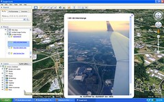 Airline - Google Earth Comparison