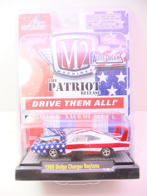 m2 patriot release 1969 dodge charger daytona (1)