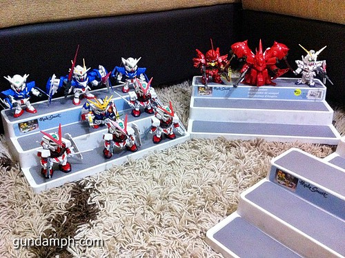 Alternative SD Gundam Multi Level Display Base (5)