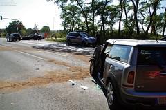 Tödlicher Verkehrsunfall L3482/K159 Rüsselsheim 02.10.11