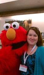 Elmo from Sesame Street