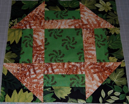 Quilt Block #1 by GreyCatsidhe