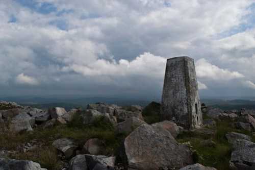 Cairn Table Trig Pillar