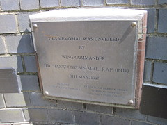 Thornaby Aerodrome Memorial