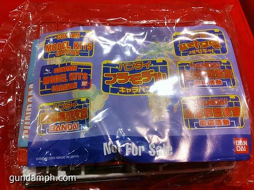 Free SD Astray Red Frame at TK Gundam Detailing Contest Caravan (4)