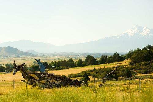 Mount Shasta dragon