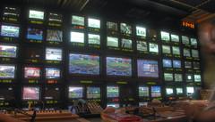 The MASN Broadcast truck