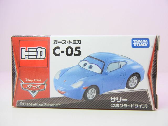 disney cars tomica c-05 sally (1)