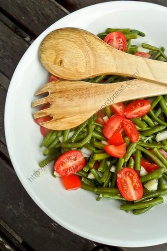 Salade de haricots / Bean Salad