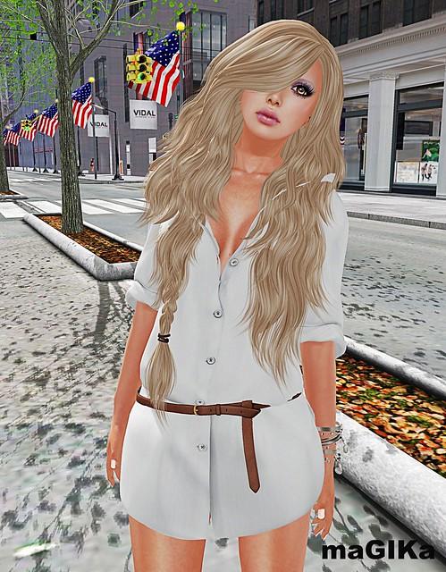 Magika at Hair Fair