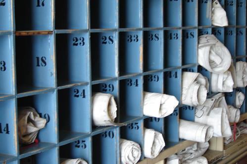 sail storage
