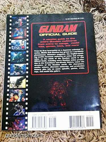 GN Sefer Animerica Gundam Official Guide MSV Collection (13)