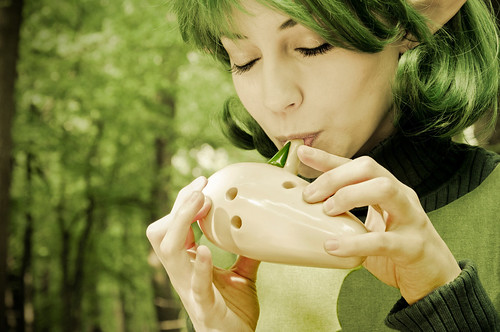 saria,The Legend of Zelda