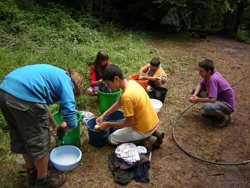 Campaments Castellar de n'Hug 2011 014