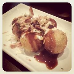 mini takoyaki